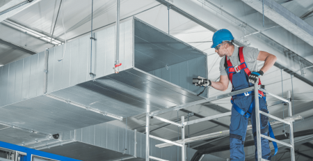 commercial HVAC systems in USA